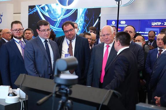 Цифровой форум впервые прошёл вНижнем Новгороде