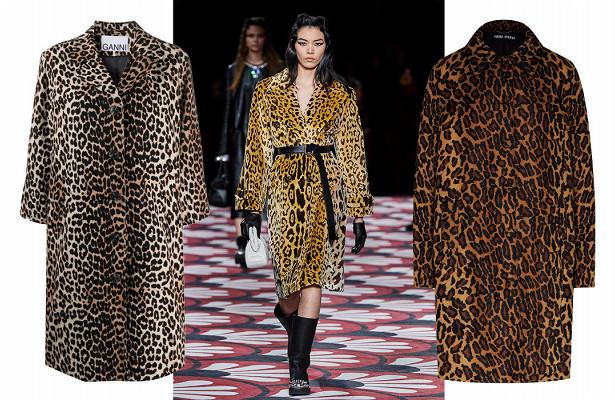 Пальто слеопардовым принтом— простой способ добавить шика любому образу