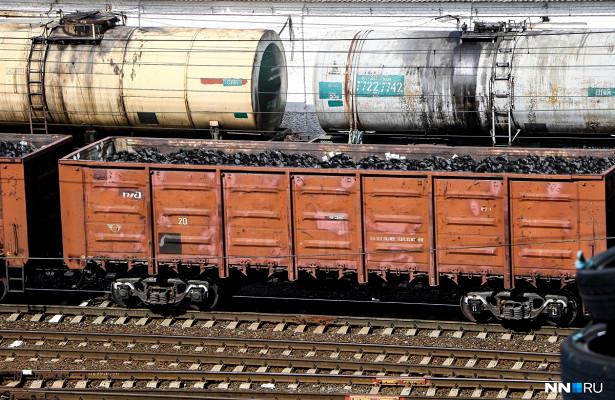Четыре поезда задержано из-засхода вагонов суглём вАмурской области