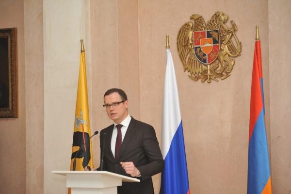 Ярославский радиозавод продолжит сотрудничество соборонным комплексом Республики Армении