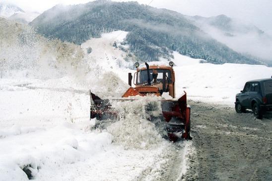 Движение поВоенно-Грузинской дороге открыли длявсех видов транспорта