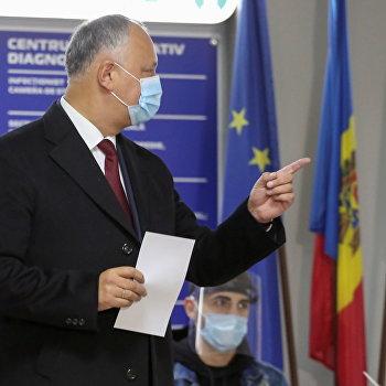 Молдавский эксперт рассказал, почему Додон считался пророссийским политиком