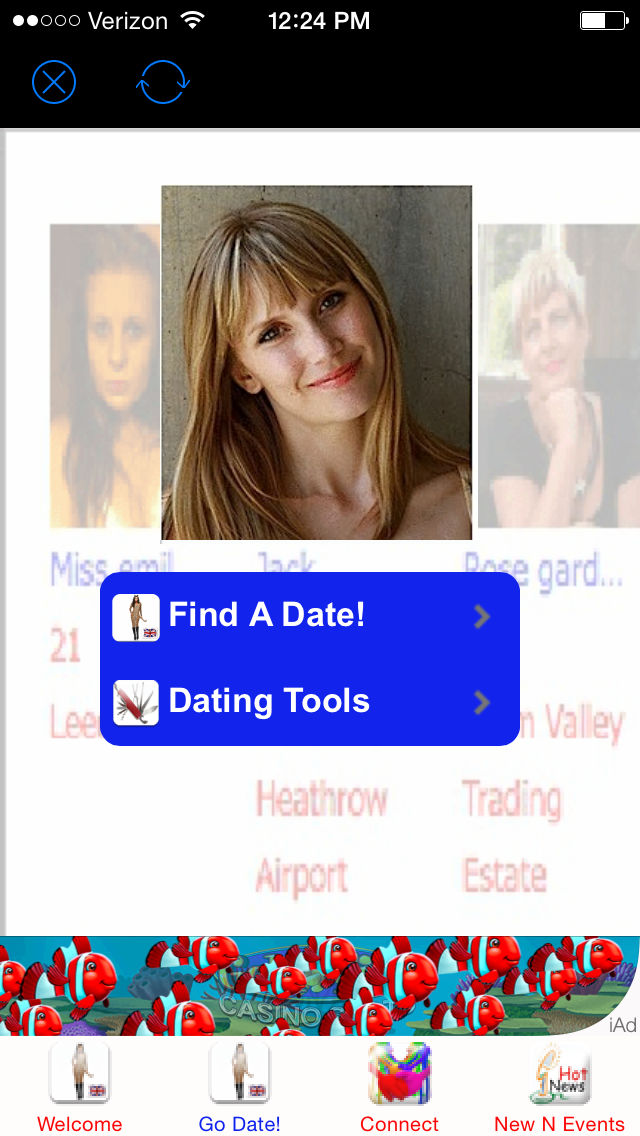 Cougar dating app android