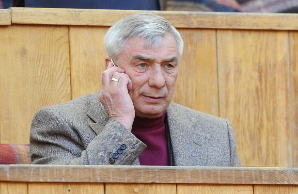 Госпитализирован бывший тренер сборной России