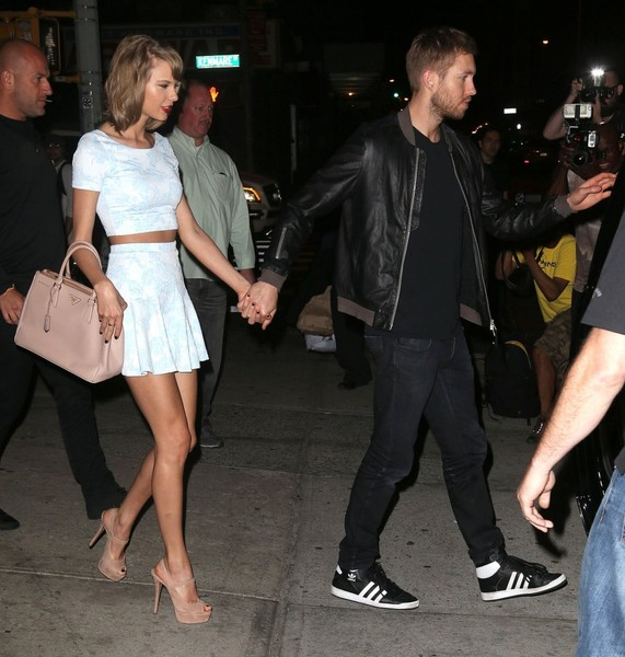 Taylor swift dating with calvin harris