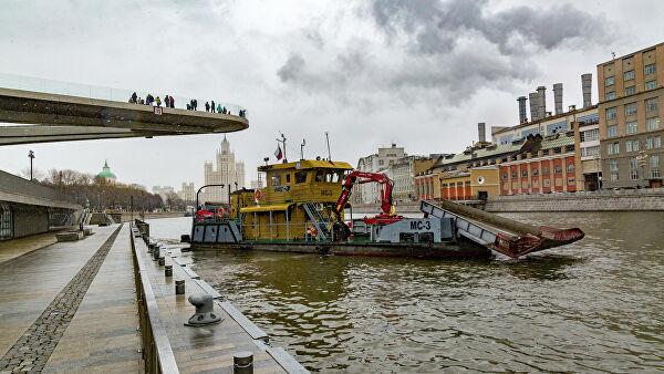 ВМоскве завершился сезон речной навигации
