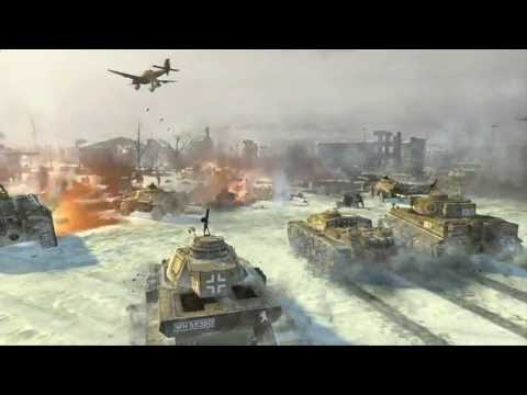 Company of Heroes 2 Southern Fronts Update Trailer