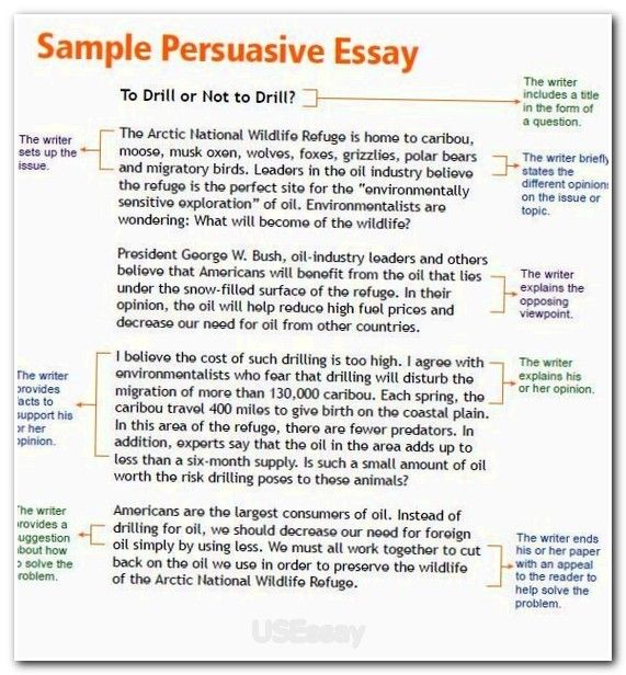 Persuasive research papers topics
