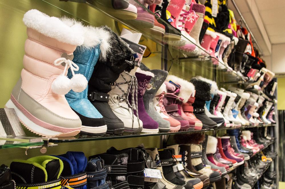 Детскую обувь на куфаре в борисове