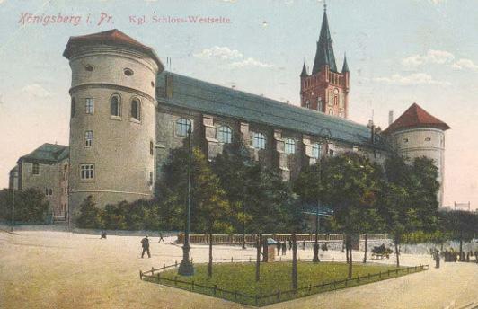 Алиханов высказался обидее восстановления Королевского замка