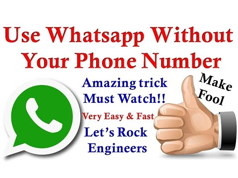 WhatsApp on iPhone: how to switch to a new phone number