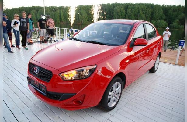 Самые дешевые автомобили нарынке России