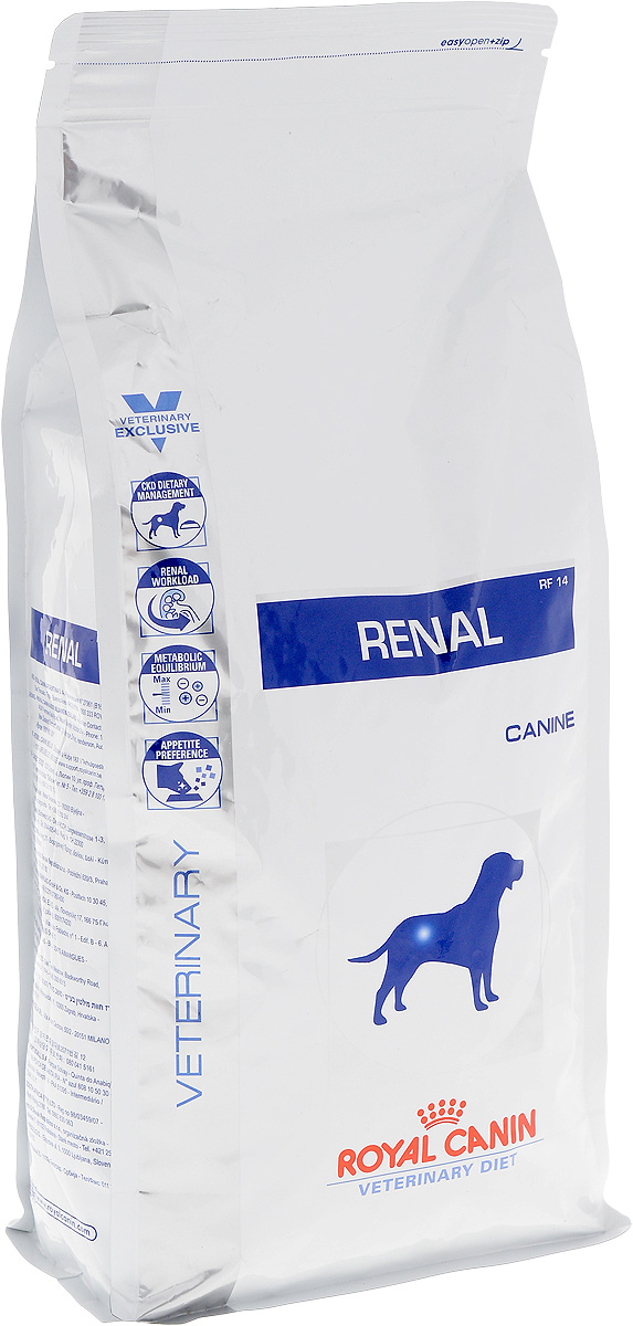 Корм royal canin renal rf 16