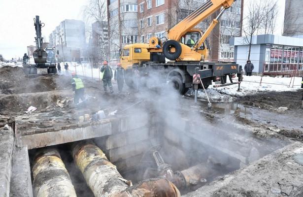 «Дома сидим вфуфайках»: после ремонта натеплосетях ярославцы замерзают вквартирах
