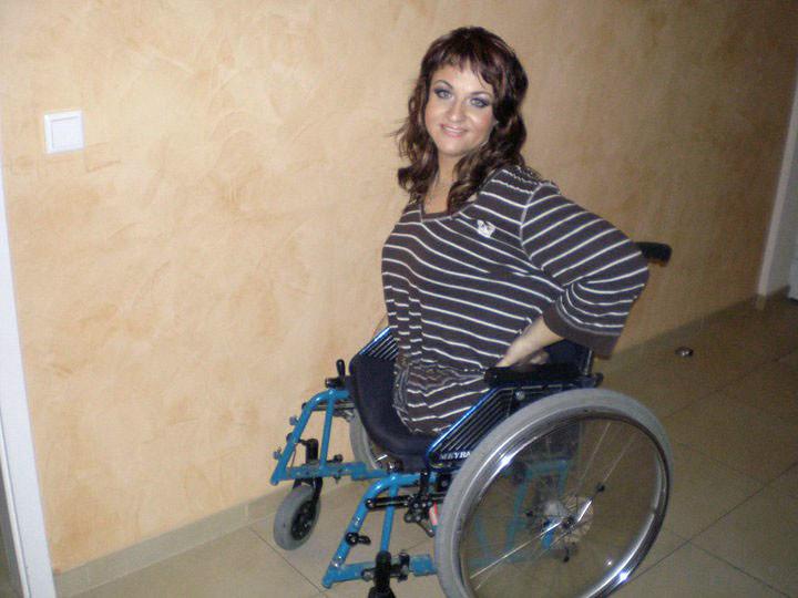 Он ищет ее знакомства инвалидов