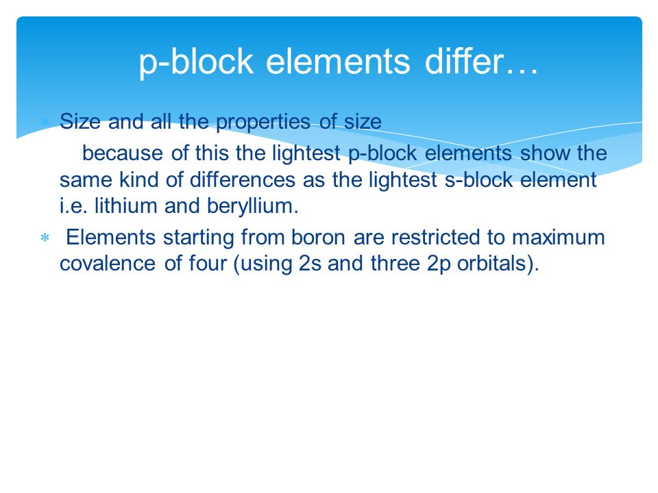 Objectives The pp-Block - Download NCERT Text