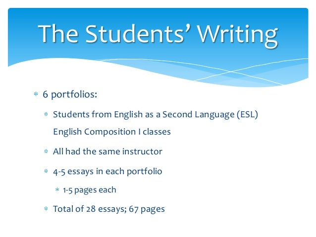 Write my written english essays