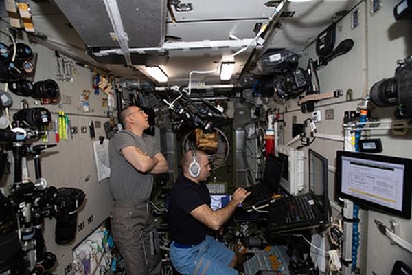 НАСА оценило опасность утечки воздуха наМКС