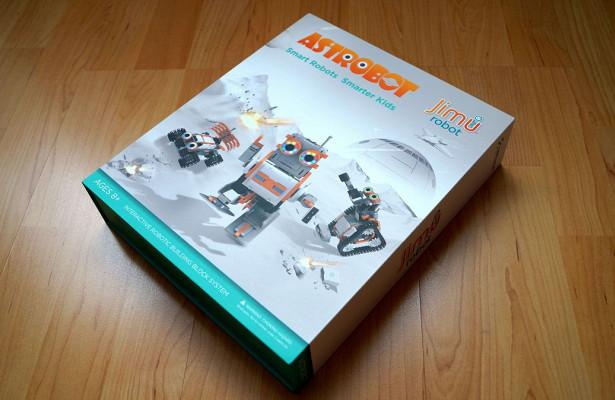Конструктор UBTech Robotics: мечтай, учись, твори сроботом