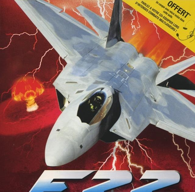 F-22 Raptor - PC Review and Full Download - Old PC