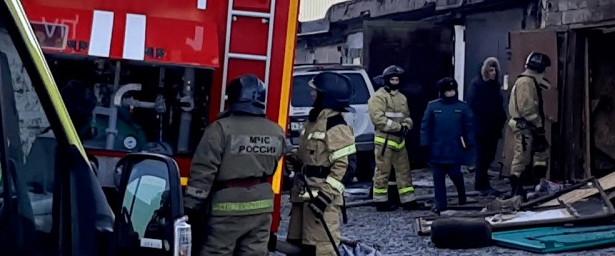 Мощный взрыв прогремел водном изгаражей Петропавловска-Камчатского
