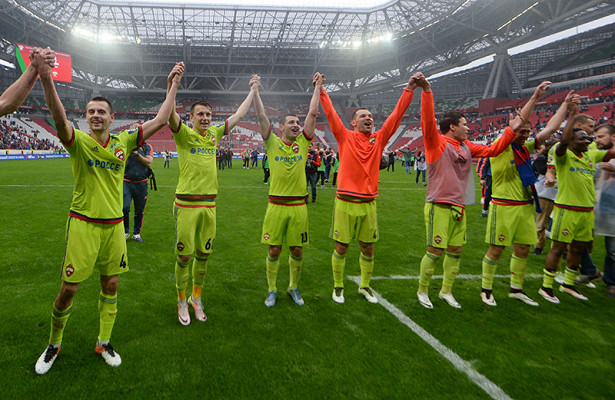 ЦСКА одержал волевую победу над«Бенфикой»