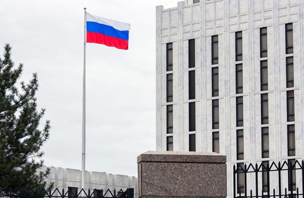 Россия призвала СШАвосстановить связь вгенконсульстве вНью-Йорке