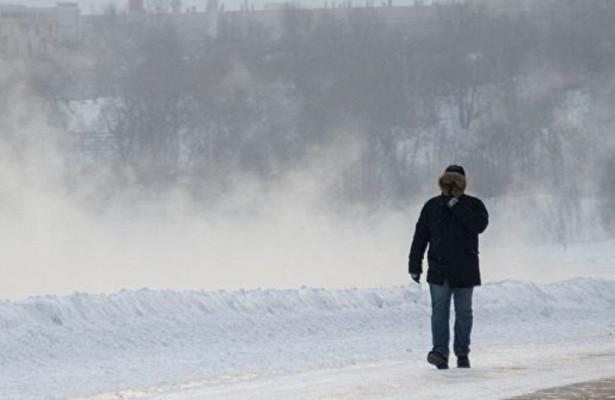 ВТюменской области предупредили оморозах до-28°С