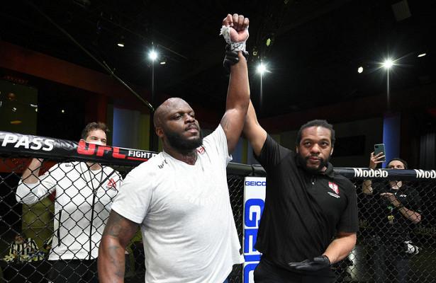 Льюис повторил рекорд UFCпочислу нокаутов