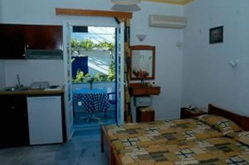 Недорогие апартаменты в Наксос