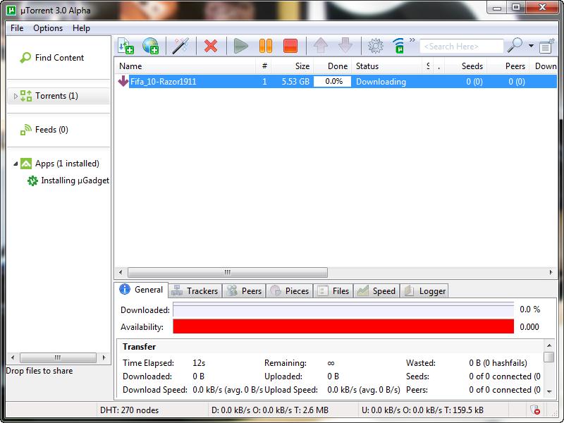 Download Stuck - VuzeWiki