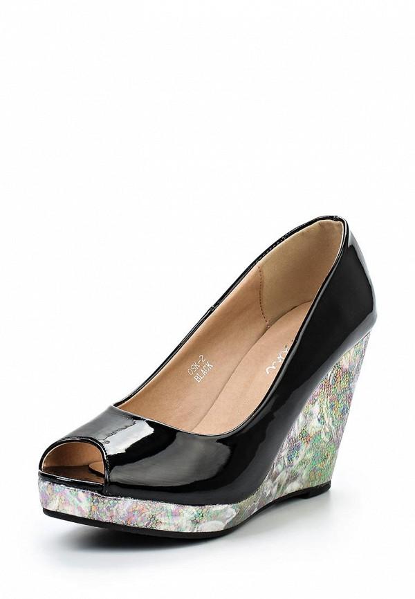 Туфли на танкетке женские в рф