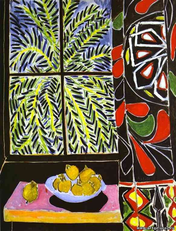 Henri Matisse - Sample Essays
