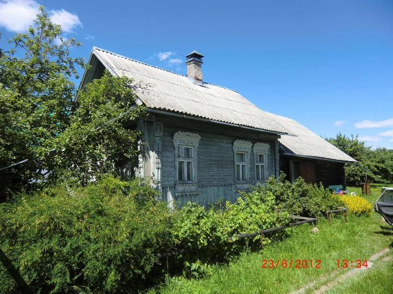 Землю в Парика дом в деревне