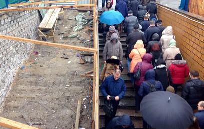 Ремонт всех подземных переходов вМоскве закончат вближайшие двагода