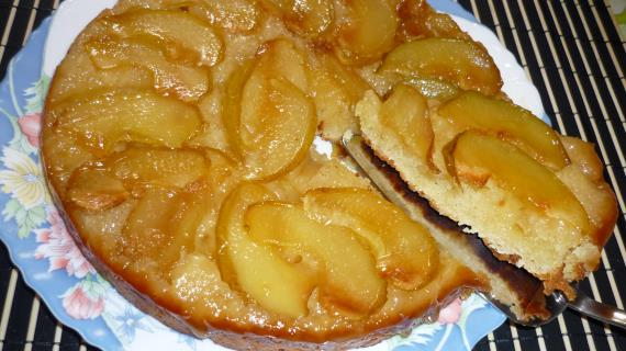 шарлотка фото рецепт пошаговый яблочный