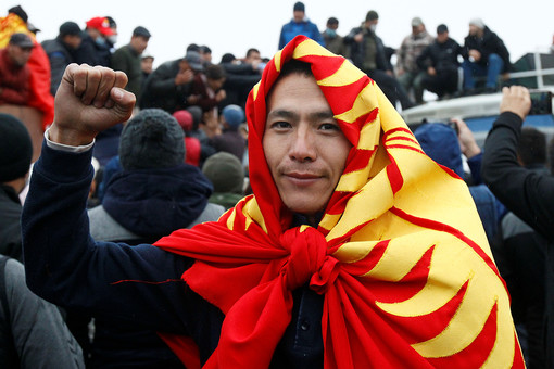 Бишкек отменил режим ЧП
