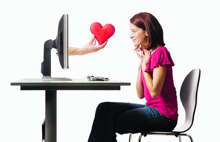 Flirten internet