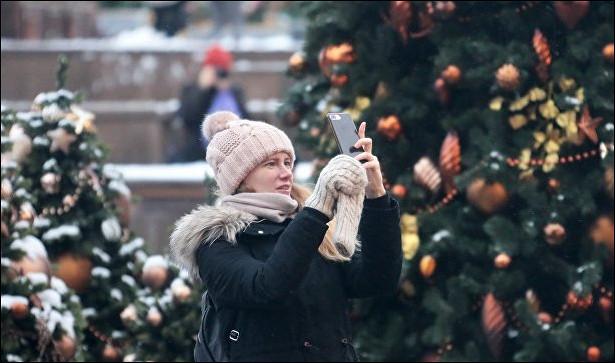 СМИсообщили оботмене новогодних гуляний вМоскве