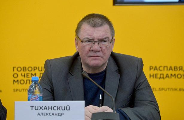 Тиханский: «дело ошпионаже» скажется наотношениях Беларуси иУкраины