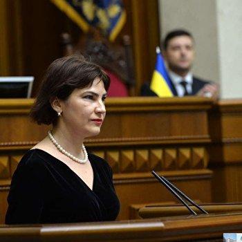Венедиктова пожаловалась европейцам назарплаты прокуроров