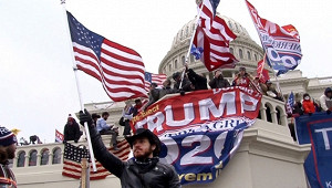 Сторонники Трампа собрались наакции протеста вразных штатах
