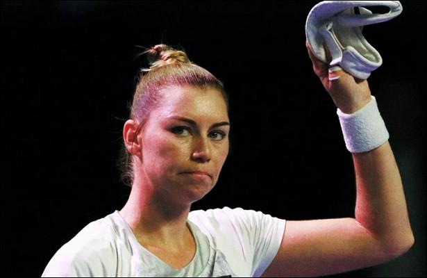 Звонарёва проиграла Рыбакиной настарте Australian Open