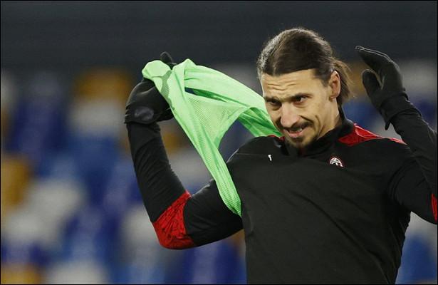 Ибрагимович пропустит 3-4 недели из-за травмы
