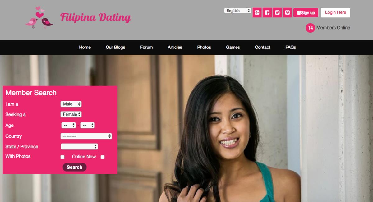 Online dating philippines statistics