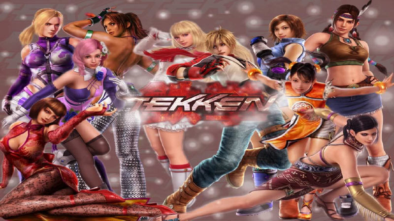 Play Tekken 3 Online Game - PunchArcade
