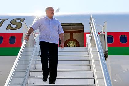 ВГермании отказались обслуживать Лукашенко