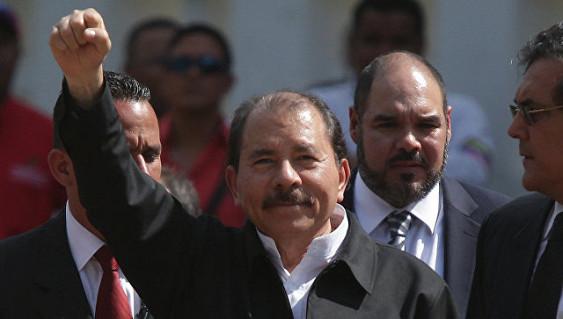 ВНикарагуа прошла инаугурация президента Даниэля Ортеги