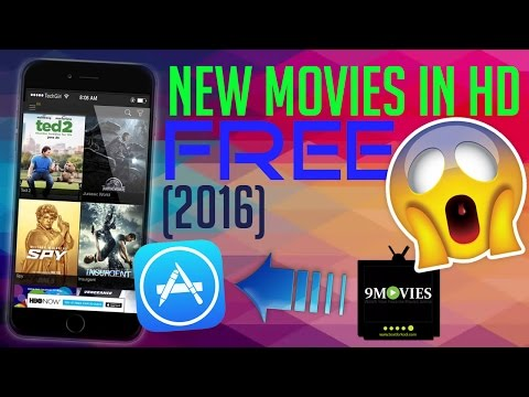 Free Movie Apps for iPhone 7/Plus to Watch Free Movies