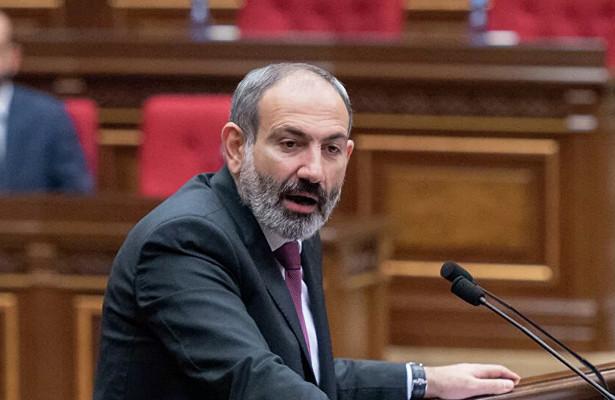 Пашинян предупредил оновом геноциде армян